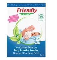 Органичен прах за пране на бебешки дрехи -1000гр