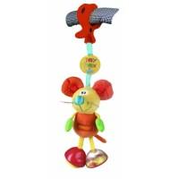 Висяща играчка мишлето Мимси 0м+