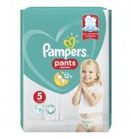 Pampers Pants 5 12-18кг. 15бр.