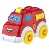 Активна играчка със светлина и звуци Камион (12-36м)