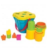 Активна играчка Кофичка с форми за подреждане (12-36м)