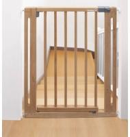 Универсална дървена преграда за врата