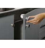 Система за магнитно заключване на шкафове (1 бр./оп.)