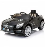 Акумулаторна кола Mercedes Benz SL63 AMG-черна