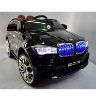 Акумулаторен джип BMW X5 RD500-черен