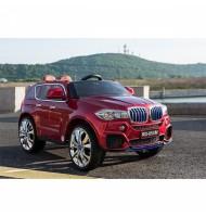Акумулаторен джип BMW X5 RD500-червен