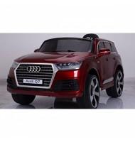 Акумулаторен джип Audi Q7 New-червен