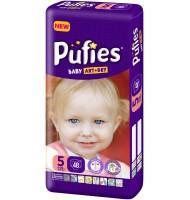 Pufies Baby art+dry 5 пелени 11-20кг. 48бр.