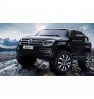 Акумулаторен джип Volkswagen AMAROK 4X4-черен