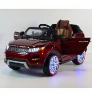 Акумулаторен джип Range Rover -червен
