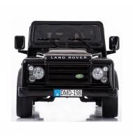 Акумулаторен джип тип Land Rover Defender-сив-черен