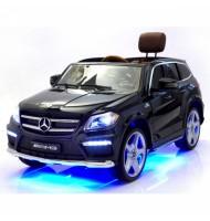 Акумулаторен джип Mercedes Benz GL63 AMG-черен