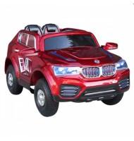 Акумулаторен джип тип BMW X5 FOOO-червен