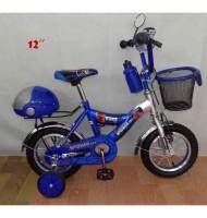 Велосипед с помощни гуми 12''