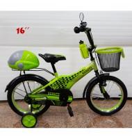 Велосипед с помощни гуми 16''