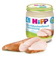 Hipp БИО Пилешко месо