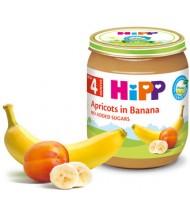 Hipp БИО Кайсия с банани