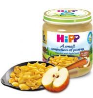 Hipp БИО Палачинки с мус от ябълки