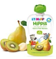 Hipp Био HiPPiS круша, банан и киви