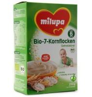 Milupa био безмлечна каша 7 зърнени култури 6+м. 250г