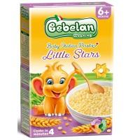 Bebelan little stars бебешка паста звездички 6+ мес. 350г
