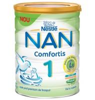 NAN comfortis 1 мляко за кърмачета 0+ мес. 800 гр.