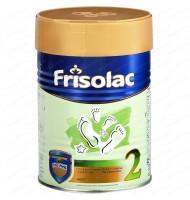 Frisolac 2 преходно мляко 6 -12 мес. 400 гр