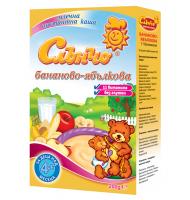 Бананово -Ябълкова Млечна Каша